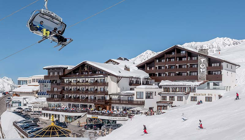 TOP Hotel Hochgurgl 5-star Superior - Your TOP skiing holiday in Obergurgl-Hochgurgl