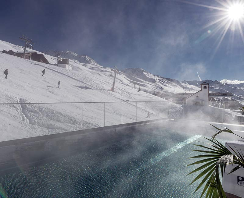 5-star-superior skiing holiday in Hochgurgl - Relais & Châteaux TOP Hotel Hochgurgl